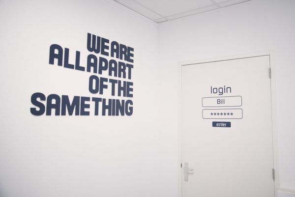Quotes op de gang van OfficeGrip